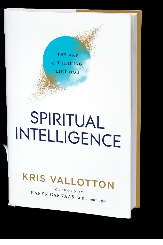 Spiritual Intelligence by Kris Vallotton